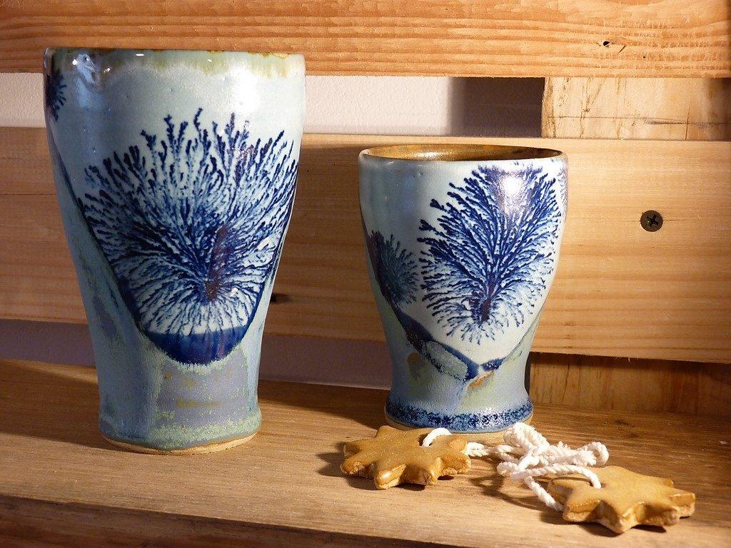 verres décor MochaTea