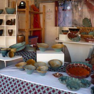 marché de noël du capitole à Toulouse