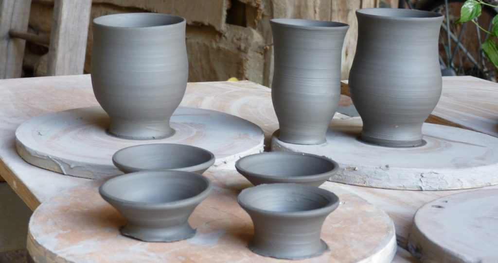 tournage poterie